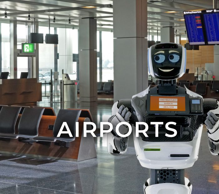 Robot for Airports