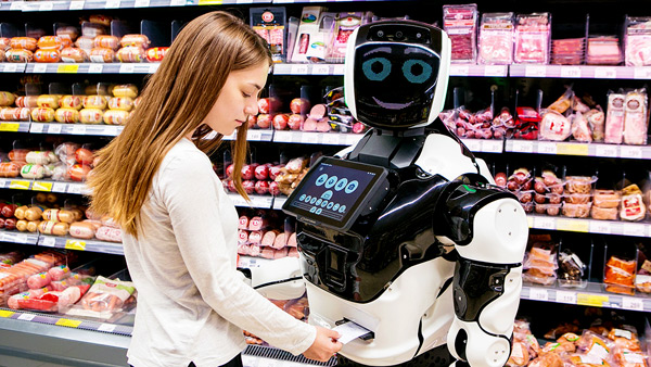 Robot for retail stores - Las Vegas, NV