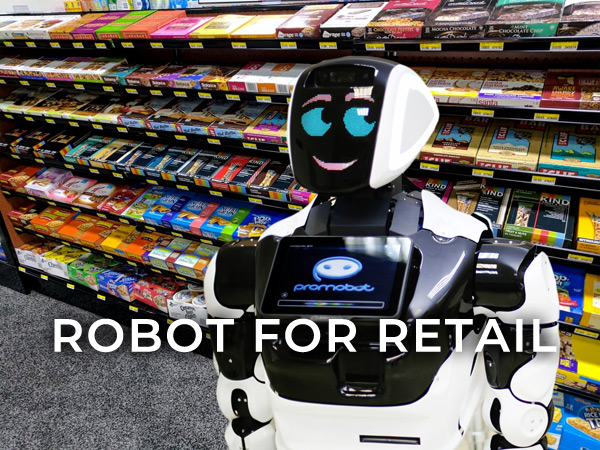 Robot in Retail